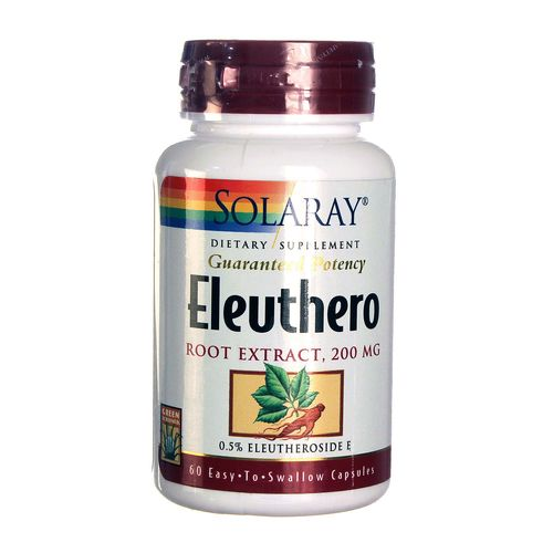 Eleuthero Root Extract