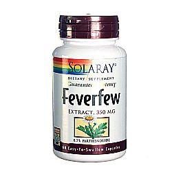 Solaray Feverfew Extract