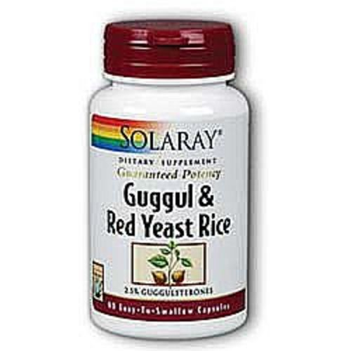 Guggul & Red Yeast Rice