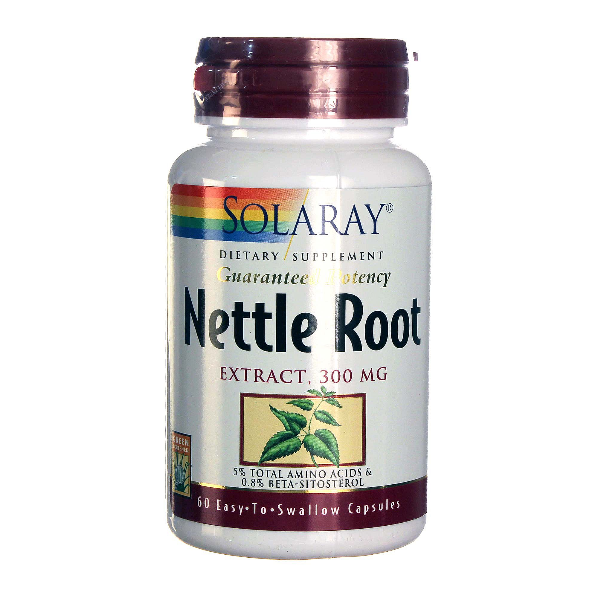 Nettle root extract dosage