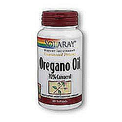 Solaray Oregano Oil 70% Carvacrol