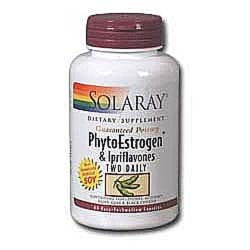 PhytoEstrogen & Ipriflavones Two Daily