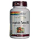Solaray Pumpkin Seed Oil