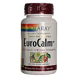 Solaray Valerian Formula EuroCalm