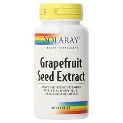 Solaray Grapefruit Seed Extract 250 mg