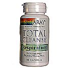 Solaray Total Cleanse Respiratory