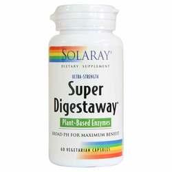 Solaray Super Digestaway Plant Enzymes