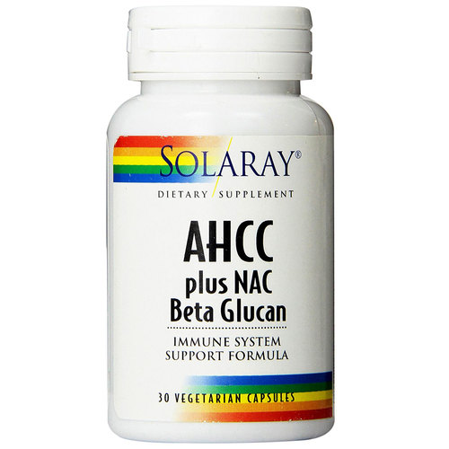 AHCC Plus Nac and Beta Glucan