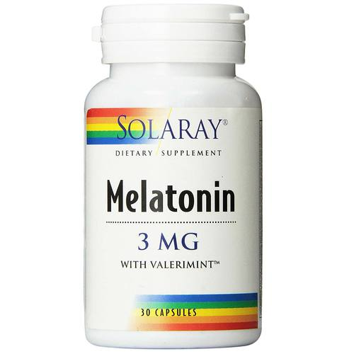 Melatonin-3 with Valerimint