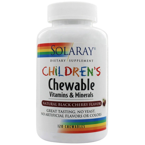 Vitamins  Minerals Children's
