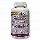 Solaray Baby Me Now Prenatal Multi Original