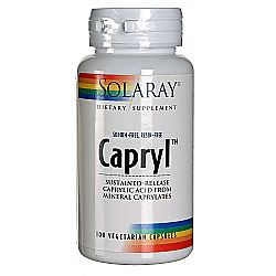 Solaray Capryl Sodium  Resin Free