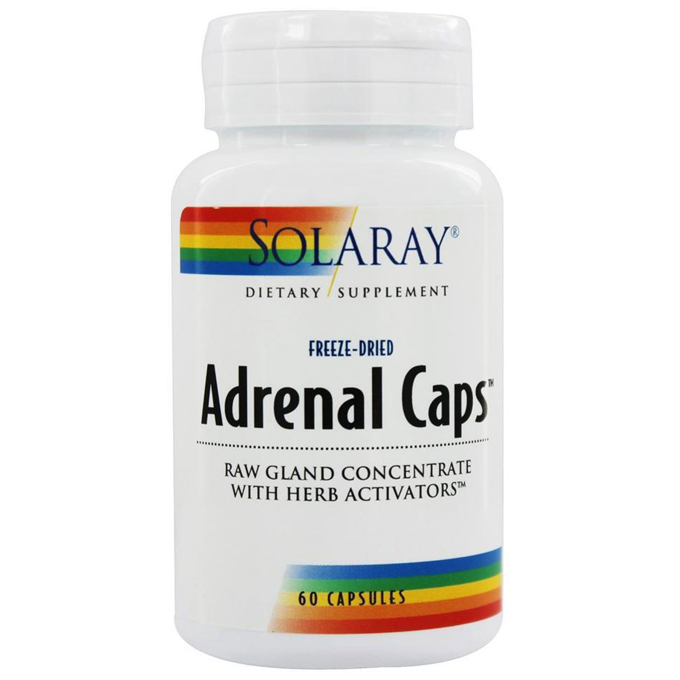 Adrenal gland supplements review