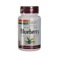 Solaray Blueberry Leaf Extract