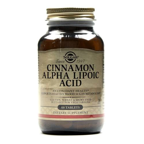 Cinnamon Alpha Lipoic Acid