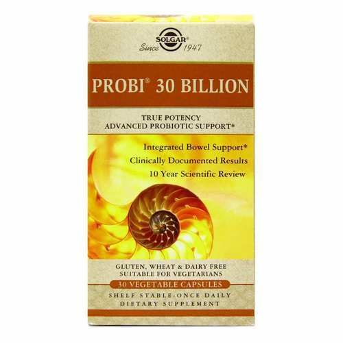 Solgar Probi 30 Billion - 30 Vegetarian Capsules - 107238_front2020.jpg