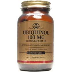 Solgar Ubiquinol 100 mg