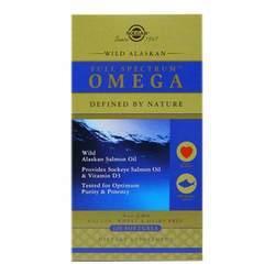 Solgar Wild Alaskan Full Spectrum Omega Salmon Oil