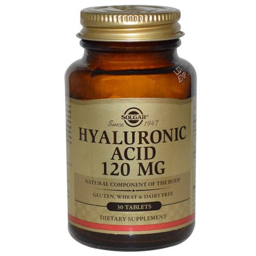 Hyaluronic Acid 120 mg