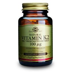 Solgar Vitamin K2 100 mcg