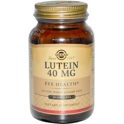 Solgar Lutein 40 mg