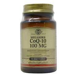 Solgar Megasorb CoQ10