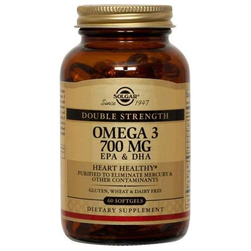 Double Strength Omega-3 700 mg