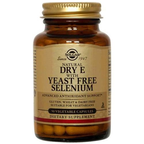 Dry E with Yeast-Free Selenium