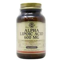 Solgar Alpha Lipoic Acid