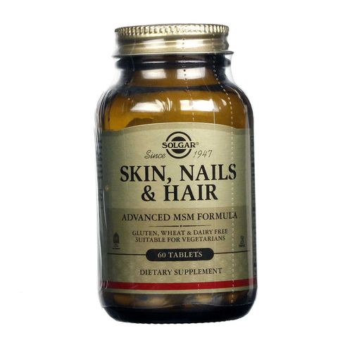 Skin- Nails  Hair Adv. MSM