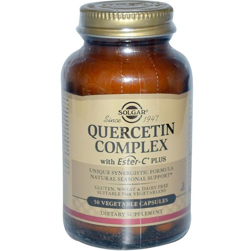 Quercetin Complex with Ester-C Plus