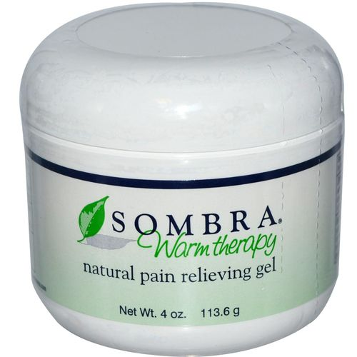 Warm Therapy Natural Pain Relieving Gel