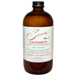 Sonne's Calphonite Liquid Calcium No. 2