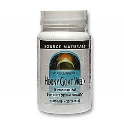 Source Naturals Horny Goat Weed