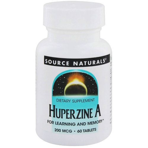 Source Naturals Huperzine A  - 60 Tablets
