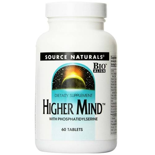 Higher Mind w/ Phosphatidyl Serine