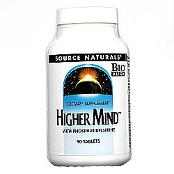 Source Naturals Higher Mind w Phosphatidyl Serine