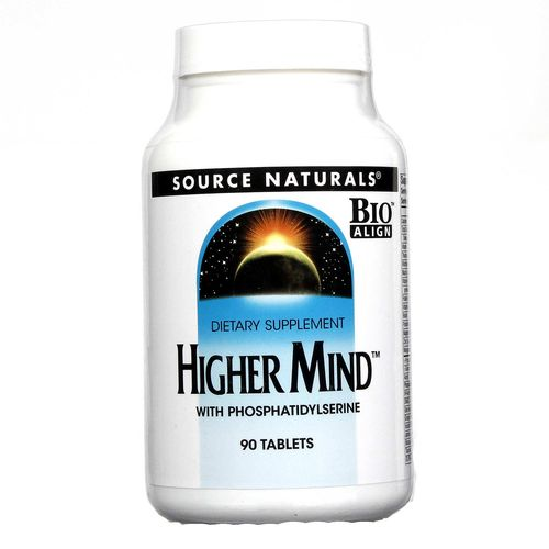 Higher Mind w Phosphatidyl Serine