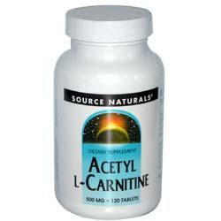 Source Naturals Acetyl L-Carnitine