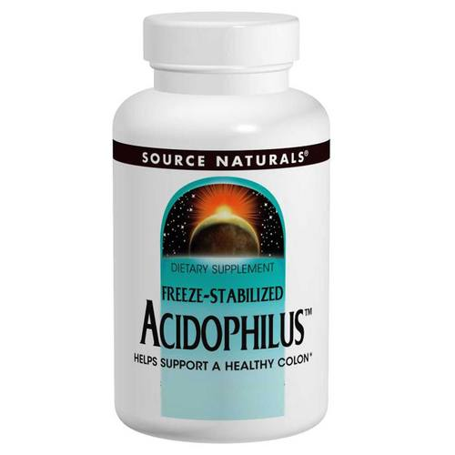 Freeze-Stabilized Acidophilus