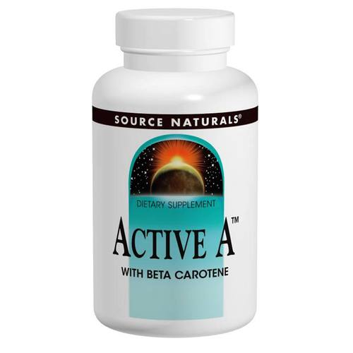 Active A w/ Beta Carotene 25,000 IU