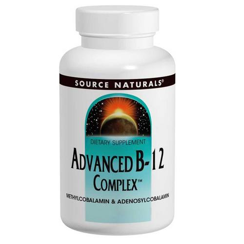 Advanced B-12 Complex 5 mg
