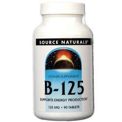 Source Naturals B-125 Complex