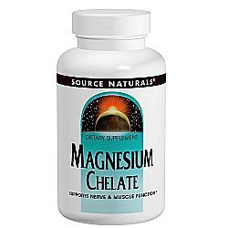 Source Naturals Magnesium Chelate Elemental