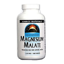 Source Naturals Magnesium Malate