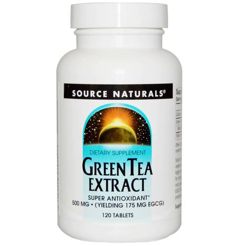Green Tea Extract 175 mg EGCG 500 mg