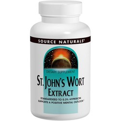 Source Naturals St. John's Wort Extract