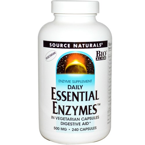 Essential Enzymes - Vegetarian