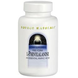 Source Naturals L-Phenylalanine 500 mg