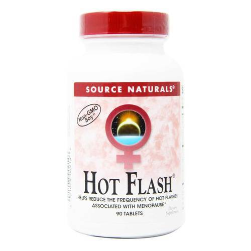 Source Naturals Hot Flash - 90 Tablets - 181_front2020.jpg